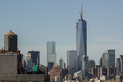 Un World Trade Center Fotografie Stock