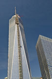 Un World Trade Center Imagenes de archivo