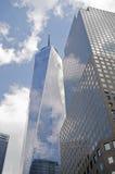 Un World Trade Center Foto de archivo libre de regalías