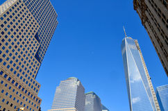 Un World Trade Center Image libre de droits