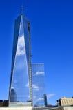 Un World Trade Center Fotografía de archivo libre de regalías