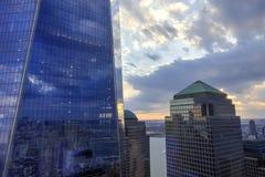 Un World Trade Center Fotografie Stock Libere da Diritti