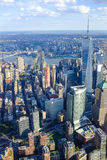 Un World Trade Center Imagenes de archivo