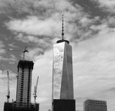 Un World Trade Center Fotografie Stock Libere da Diritti