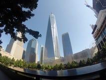 Un World Trade Center image stock