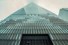 Un World Trade Center Immagini Stock Libere da Diritti