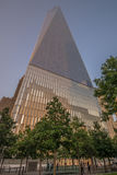 Un World Trade Center Freedom Tower NYC - ExplorationVacation n Fotografie Stock Libere da Diritti