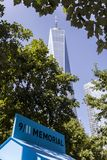 Un World Trade Center a New York Fotografia Stock Libera da Diritti