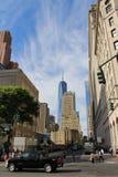 Un World Trade Center, New York fotografia stock libera da diritti