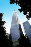 Un World Trade Center New York Fotografia Stock Libera da Diritti