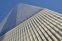 Un World Trade Center a New York Immagini Stock Libere da Diritti