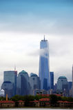 Un World Trade Center New York City Imagenes de archivo