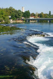 una ποταμών στοκ φωτογραφίες