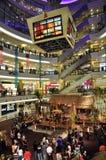 Una alameda de compras de Utama Foto de archivo