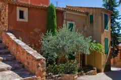 Una aldea provencal pintoresca Fotografía de archivo