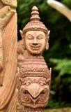 Una bella arte tailandese Fotografie Stock