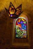 Una bella finestra fotografia stock