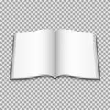 Una bella illustrazione di progettazione di vettore del modello della copertina di libro Fotografie Stock Libere da Diritti