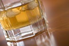 Una bevanda. Fotografia Stock Libera da Diritti