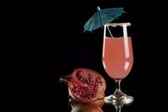 Una bevanda del cocktail del colourfull Fotografie Stock Libere da Diritti
