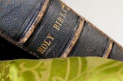 Una bibbia Fotografia Stock Libera da Diritti