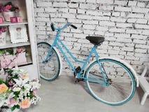 Una bici Immagini Stock