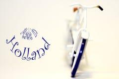 Una bicicleta fotos de archivo