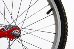 Una bicicletta Fotografie Stock