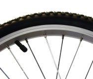 Una bicicletta Immagini Stock Libere da Diritti