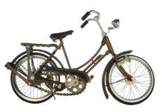 Una bicicletta del giocattolo Immagine Stock