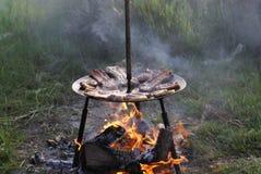 Una bistecca squisita Immagini Stock Libere da Diritti