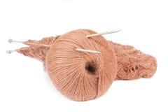 Una bola de lanas Imagen de archivo