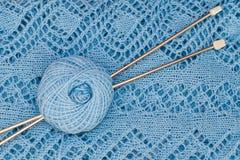 Una bola de lanas Foto de archivo libre de regalías