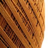 Una bola del primer de la cuerda de rosca Imagen de archivo