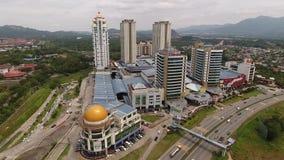 Una Borneo Hypermall almacen de video