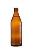 Una botella de cerveza Imágenes de archivo libres de regalías