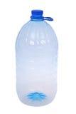 Una botella grande de agua (trayectoria de recortes) Fotografía de archivo