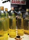 in una bottiglia Fotografie Stock Libere da Diritti