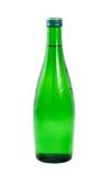 Una bottiglia di acqua Immagini Stock