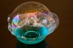Una burbuja de la diversión Fotografía de archivo
