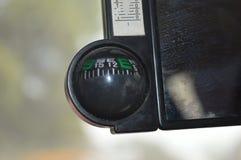 Una bussola fotografia stock