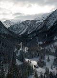 Una cabina suiza Foto de archivo