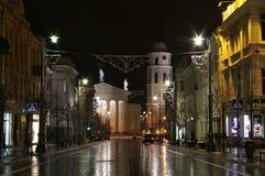Una calle. Imagen de archivo