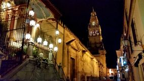 Una calle de Córdoba fotografía de archivo libre de regalías