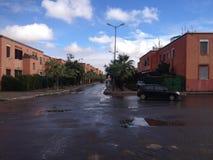 Una calle reservada Imagen de archivo