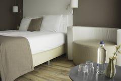 una camera da letto di 4 stelle Immagine Stock Libera da Diritti