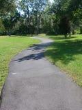 Una caminata en el parque Imagen de archivo libre de regalías