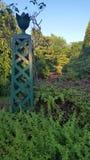 Una caminata en el parque Imagen de archivo