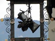 Una campana de Bressanone Imágenes de archivo libres de regalías