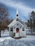 Una cappella del paese Immagini Stock Libere da Diritti